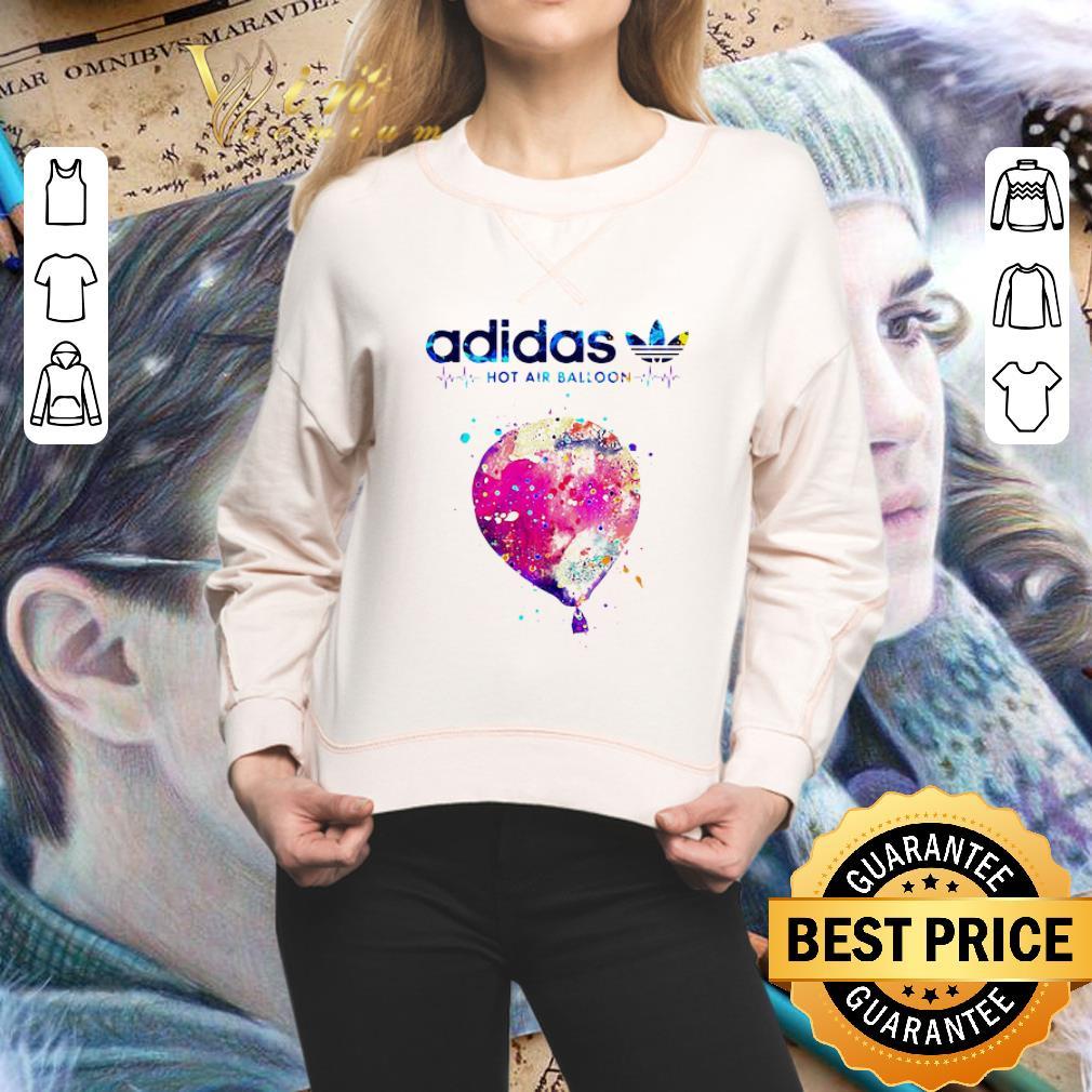 Logo Adidas Hot Air Balloon Heartbeat shirt 2