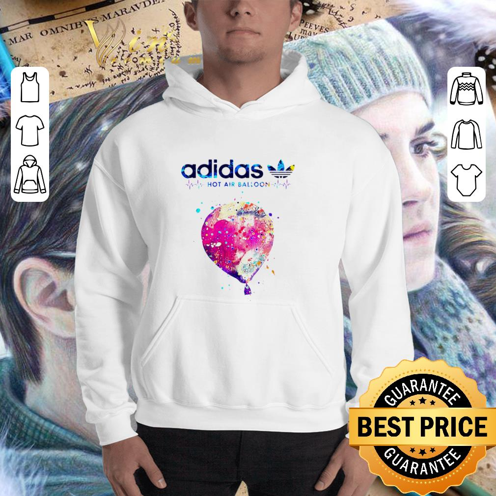 Logo Adidas Hot Air Balloon Heartbeat shirt 3