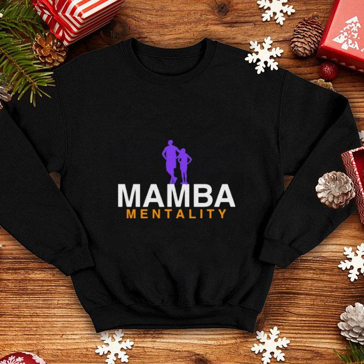 Mamba Mentality Always shirt