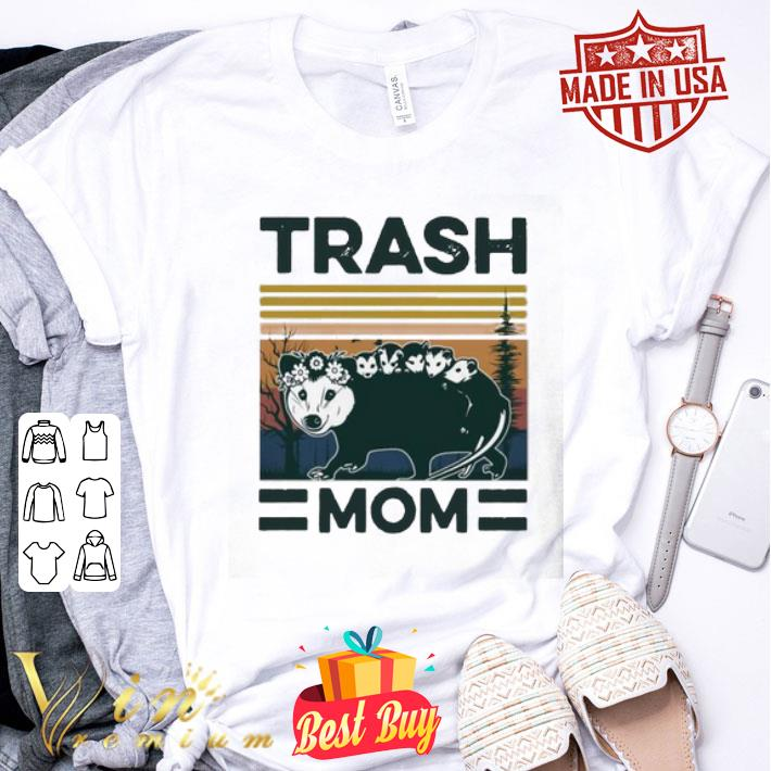 Opossum Trash mom vintage shirt