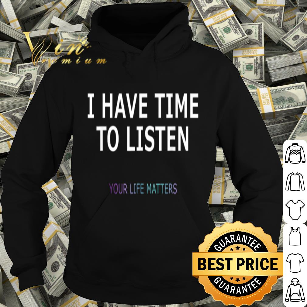 Suicide Prevention Awareness Costume Teacher Counselor Gifts shirt