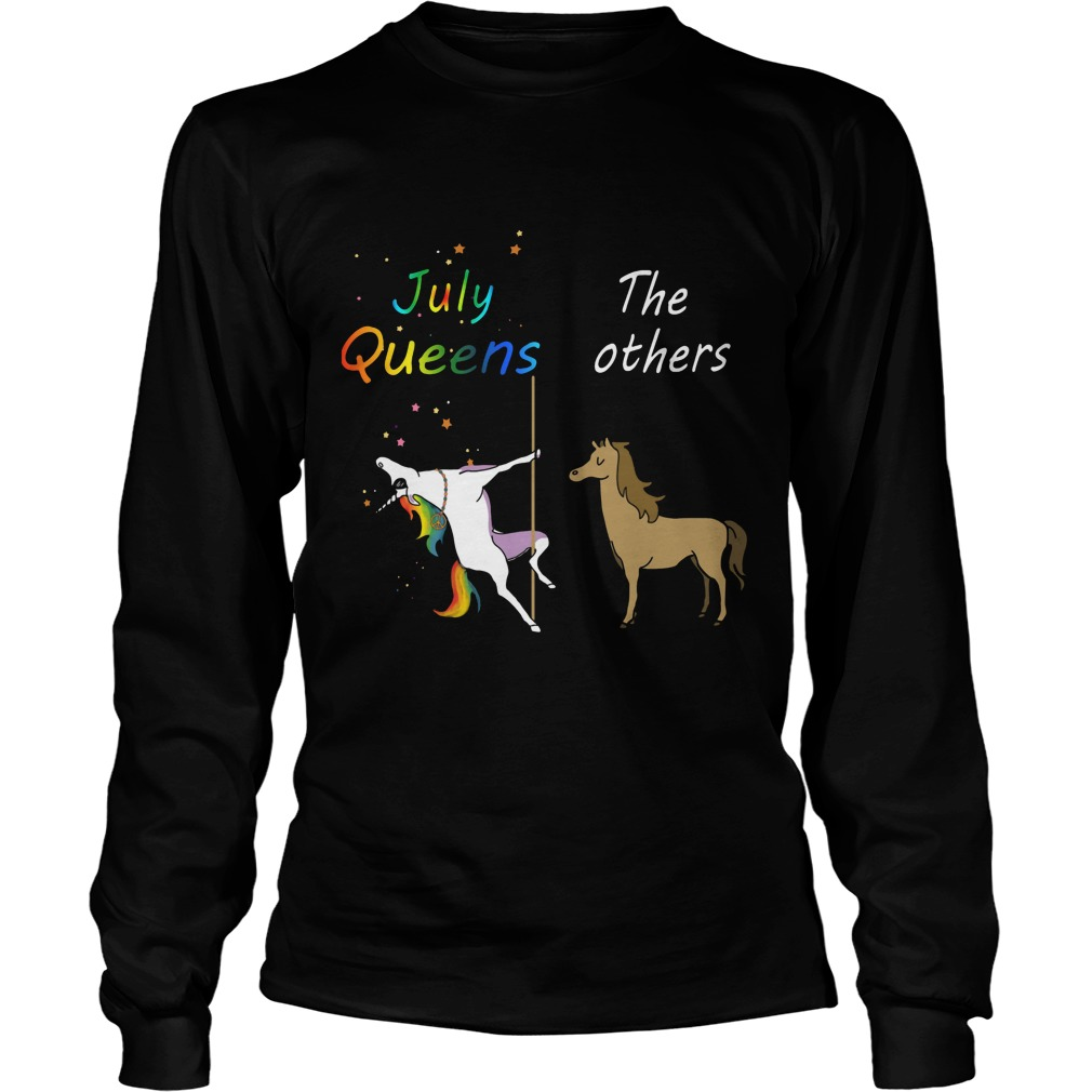 July Queens And The Others Longsleeve