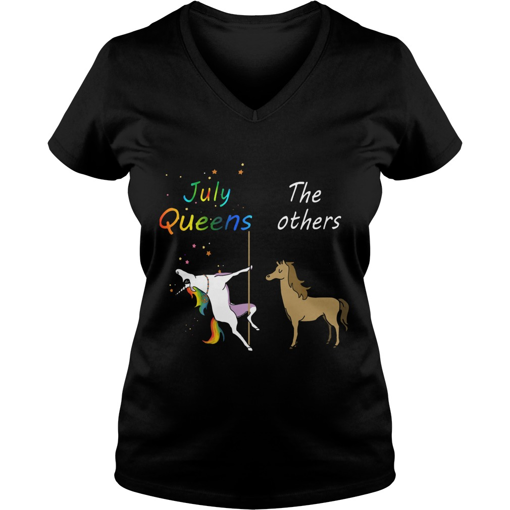 July Queens And The Others Vneck