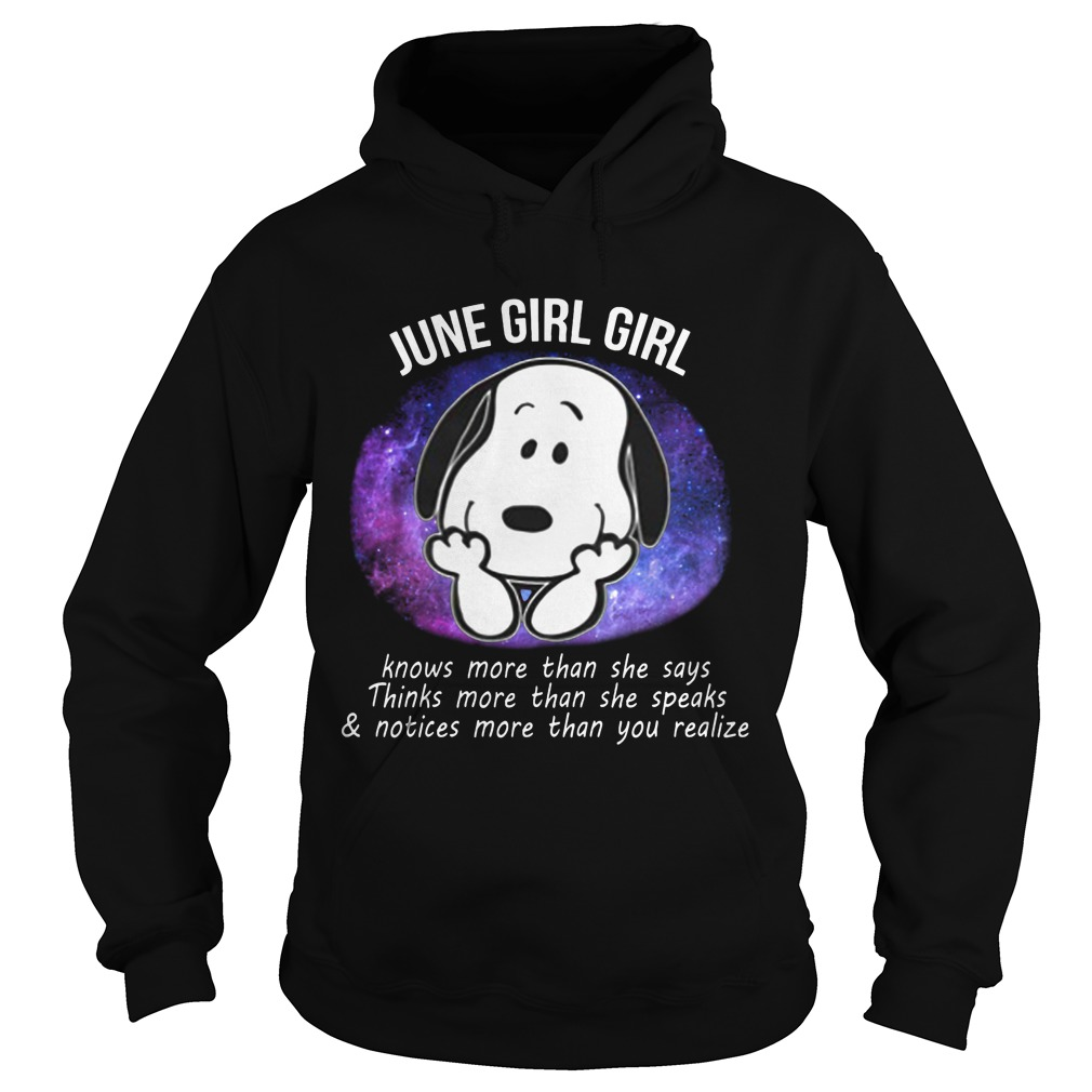 June Girl Power Hoodie