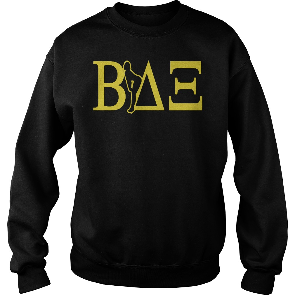 Beta Delta Xi American Pie Sweater