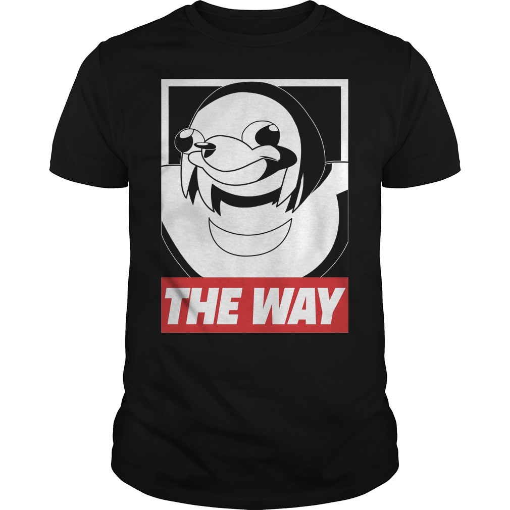Obey The Way Shirt
