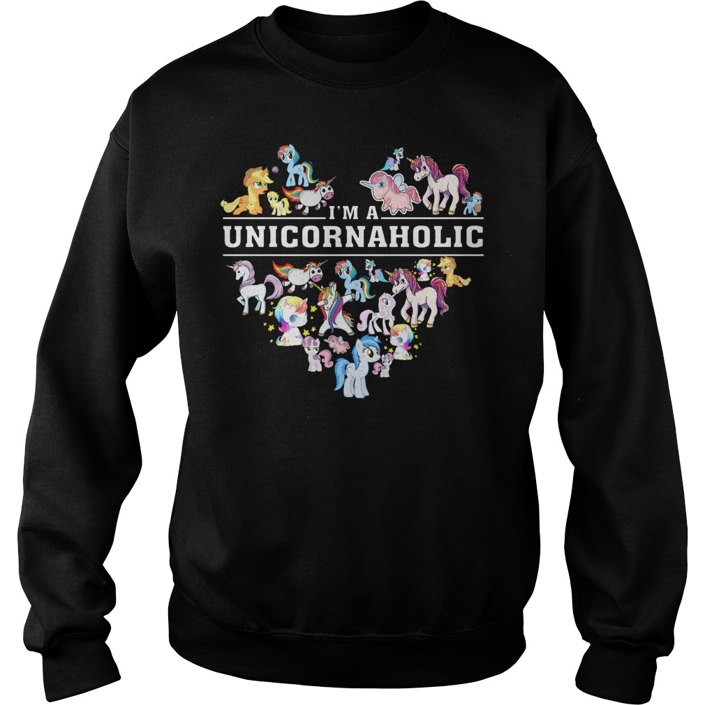 Im A Unicornaholic Sweater