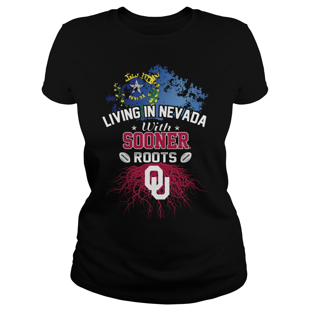 Living In Nevada With Sooners Roots Ladies