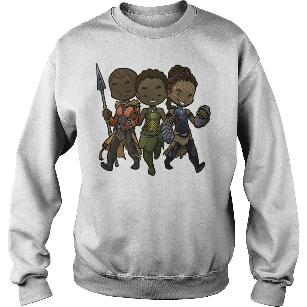 Panther Trio Sweater