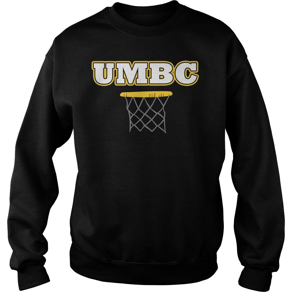 Umbc Retrievers Baseball Sweater