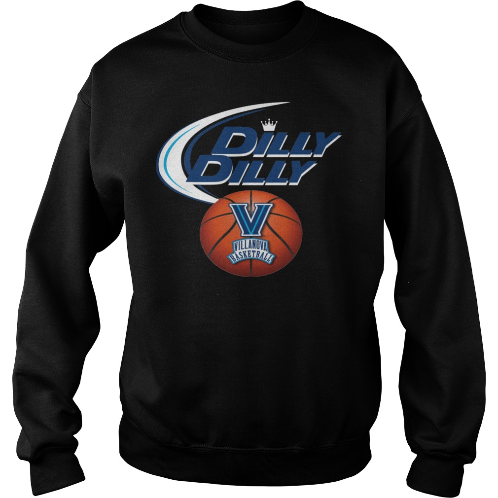 Villanova Wildcats Dilly Dilly Sweater