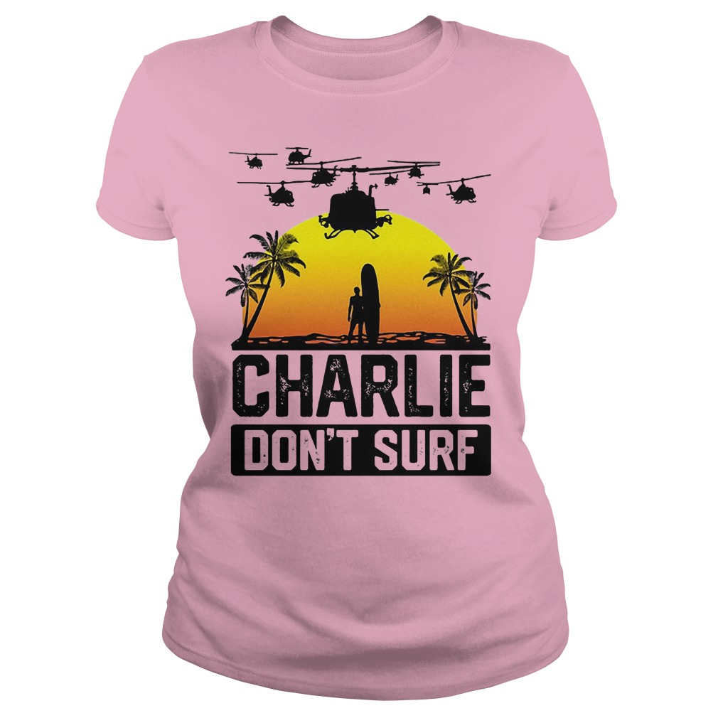 Charlie Don't Surf Ladies