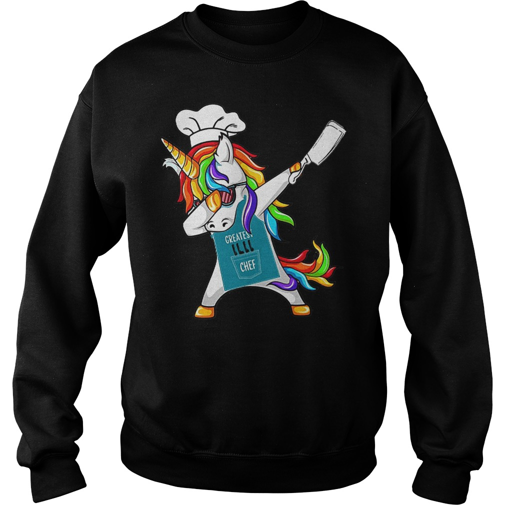 Masterchef Unicorn Dabbing Sweater