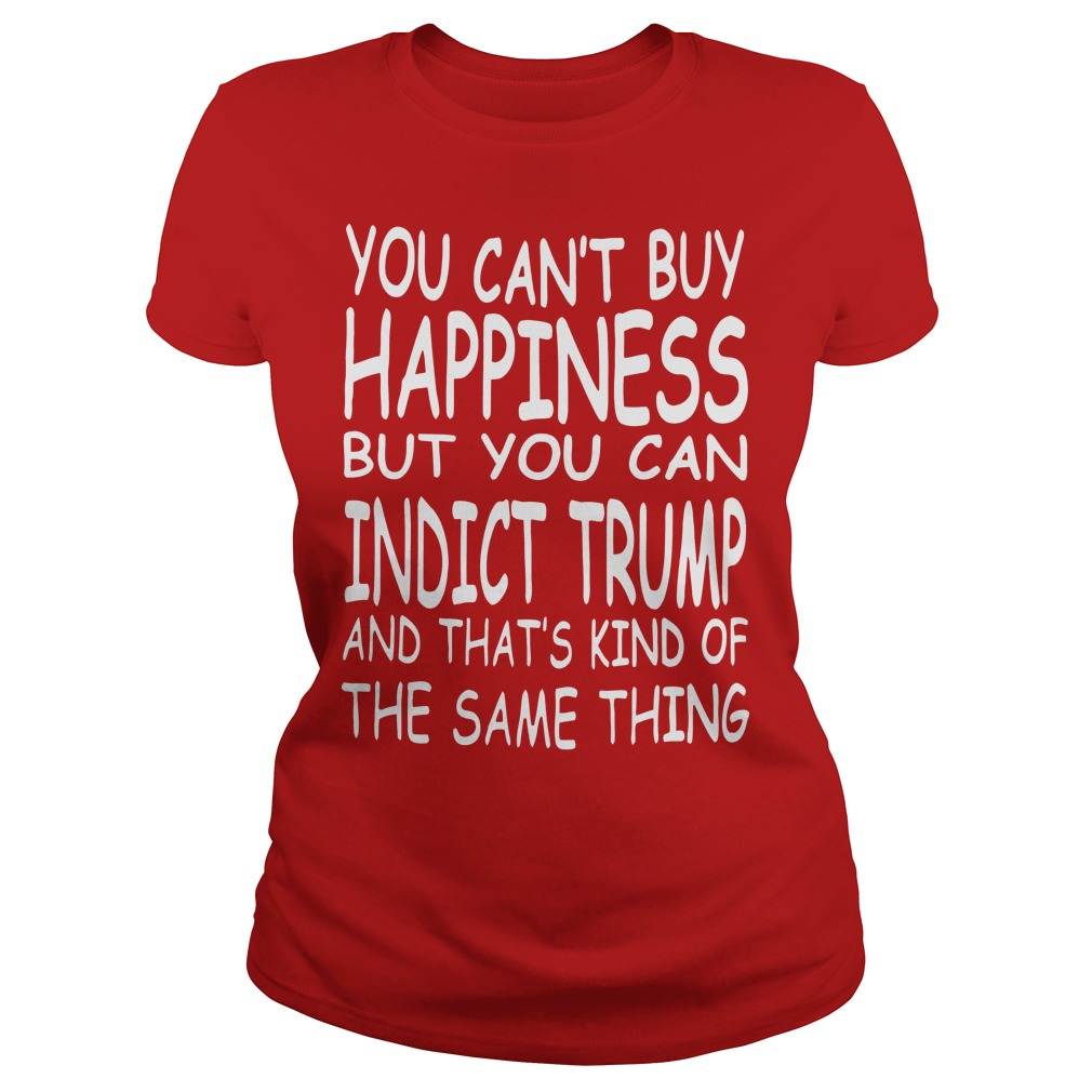You Can't Buy Happiness But You Can Indict Trump Ladies
