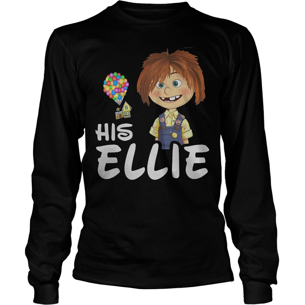 Cute His Ellie Longsleeve