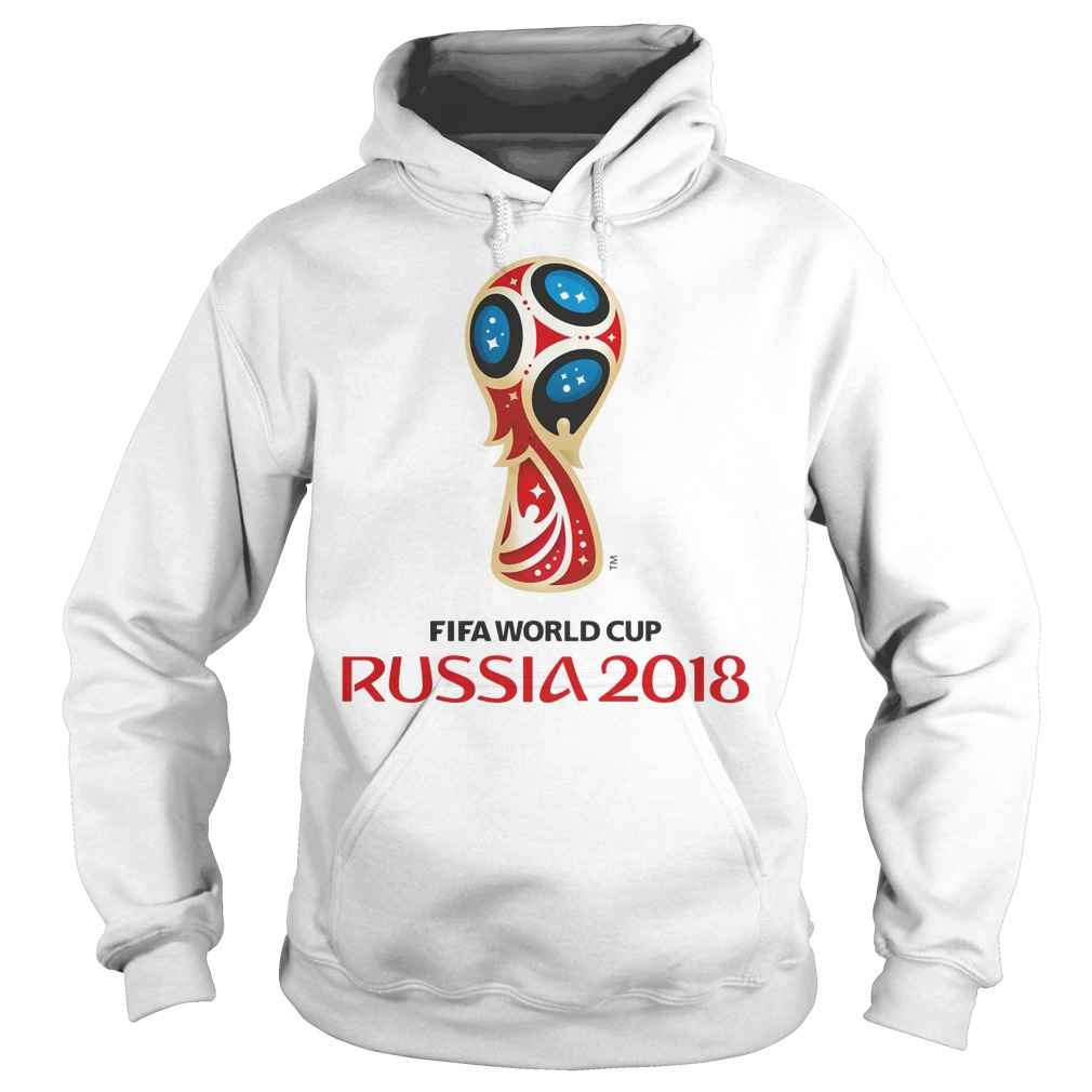 Fifa World Cup Russia 2018 Hoodie