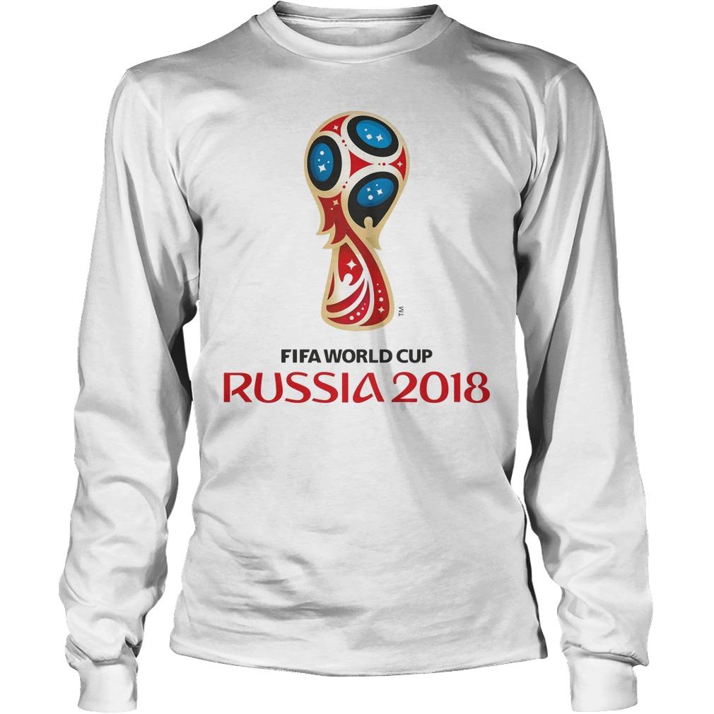 Fifa World Cup Russia 2018 Longsleeve