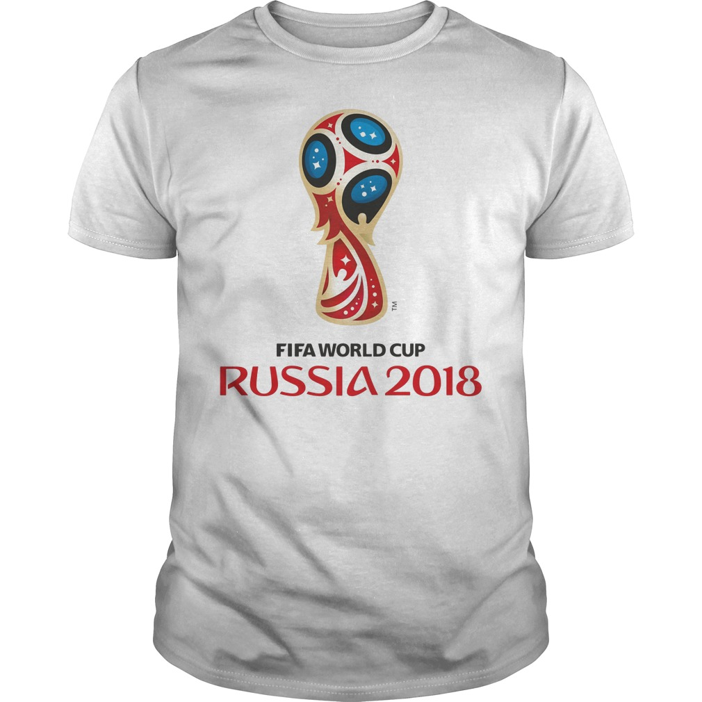 Fifa World Cup Russia 2018 Shirt
