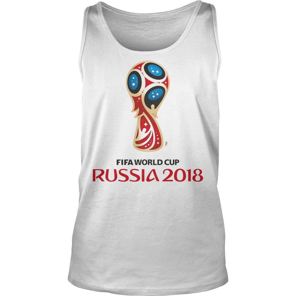 Fifa World Cup Russia 2018 Tanktop