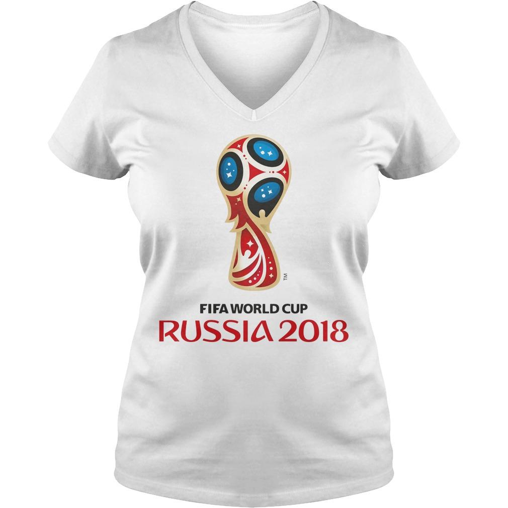 Fifa World Cup Russia 2018 V Neck