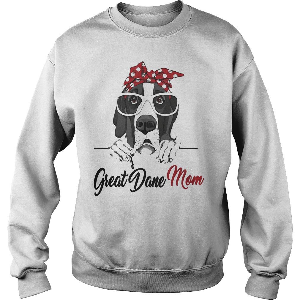Great Dane Mom Sweater
