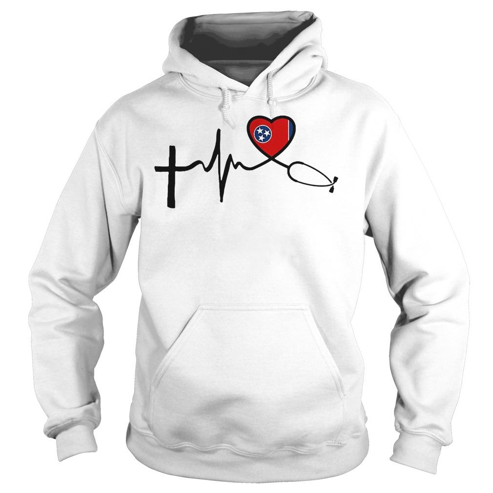 Heartbeat Teneese Hoodie