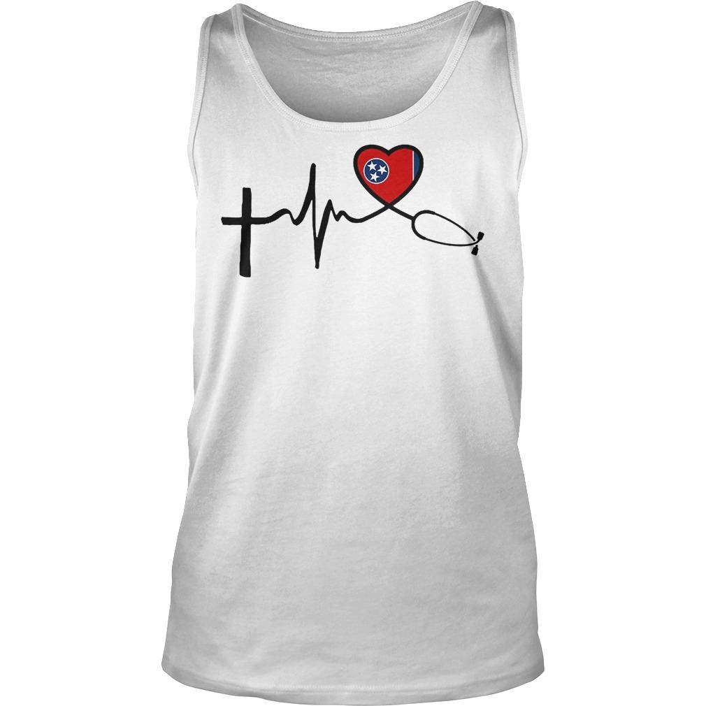 Heartbeat Teneese Tanktop
