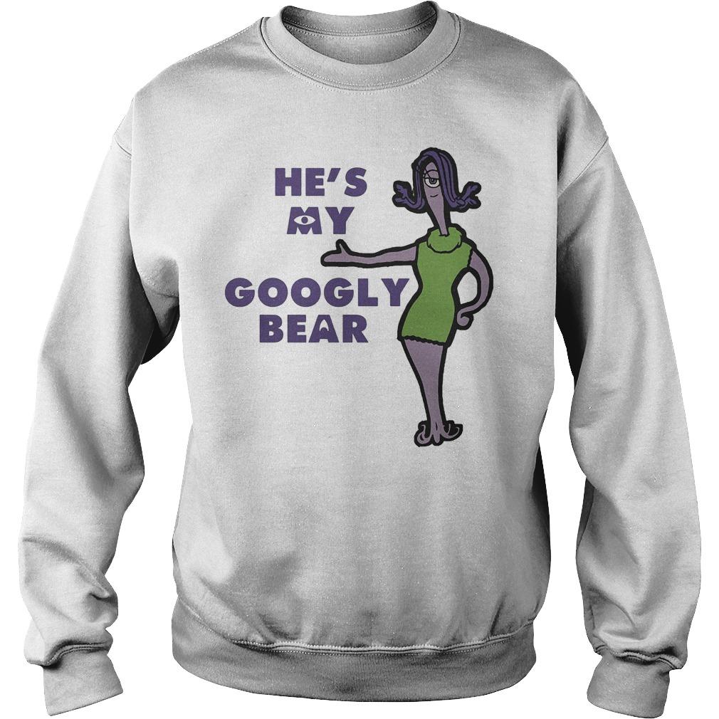 He's My Googly Bear Sweater