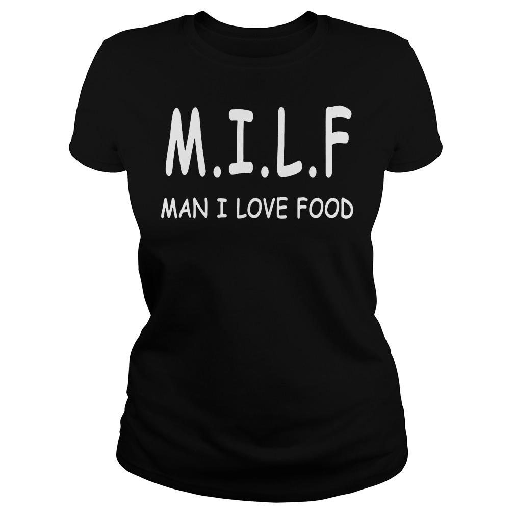 M.i.l.f Man I Love Food Ladies