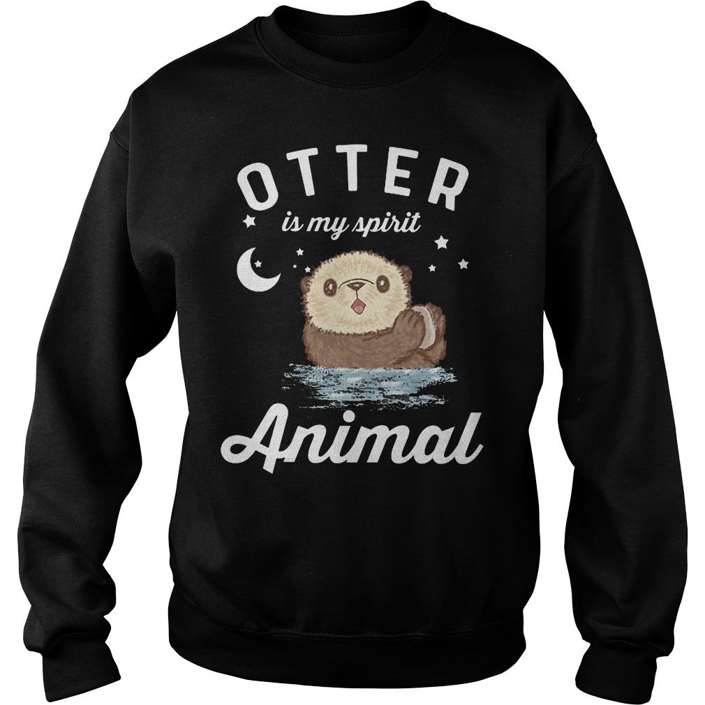 Otter Is My Spirit Animal Sweater