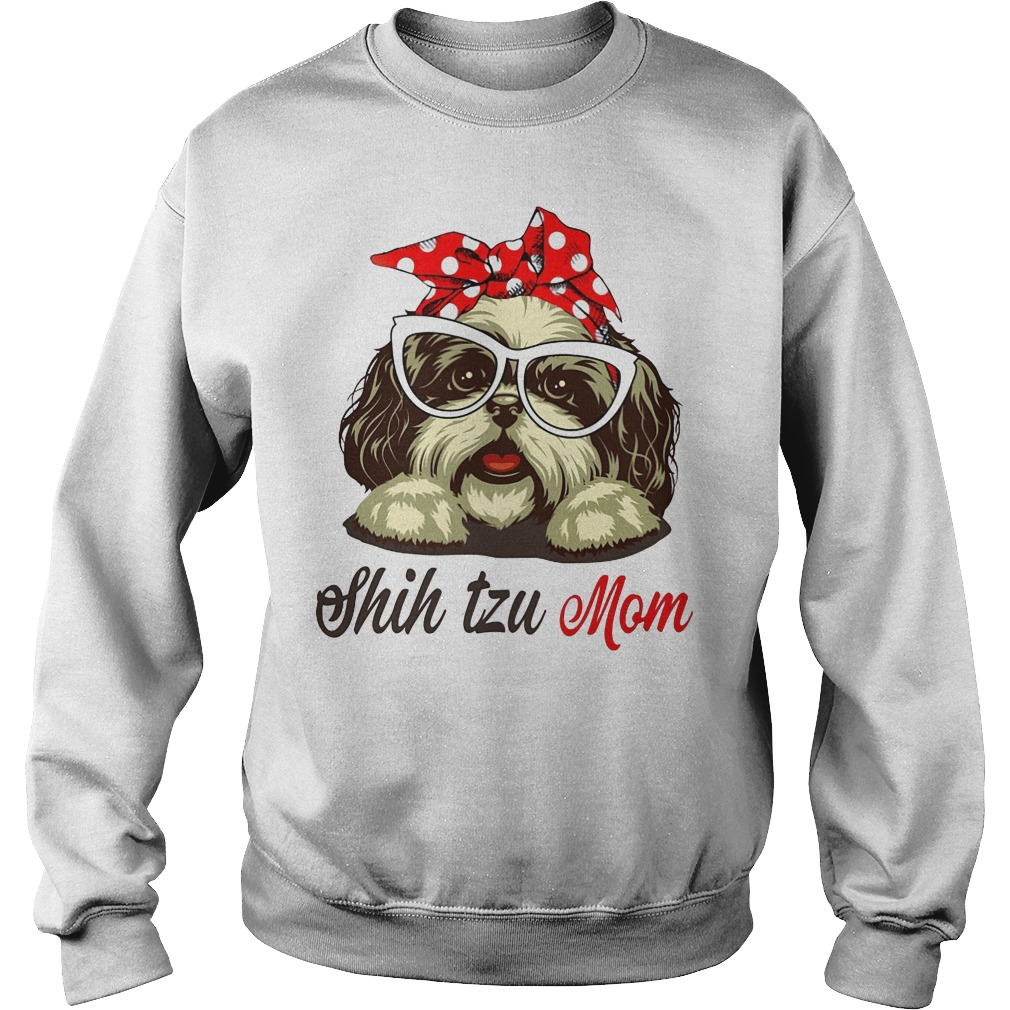 Shih Tzu Mom Sweater