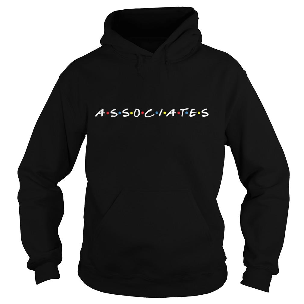Friends Associates Really T-Shirt Hoodie