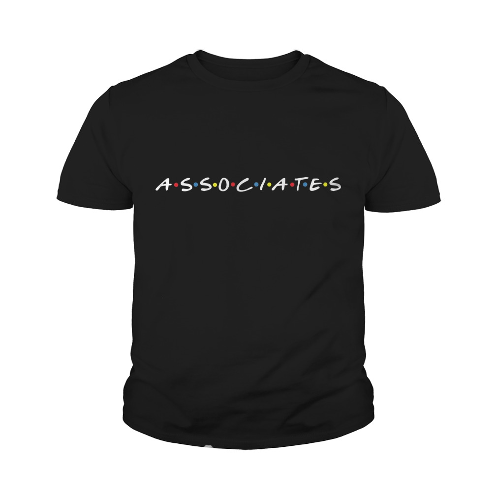 Friends Associates Really T-Shirt Youth Tee