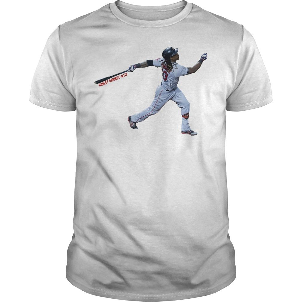Hanley Ramirez #13 T Shirt