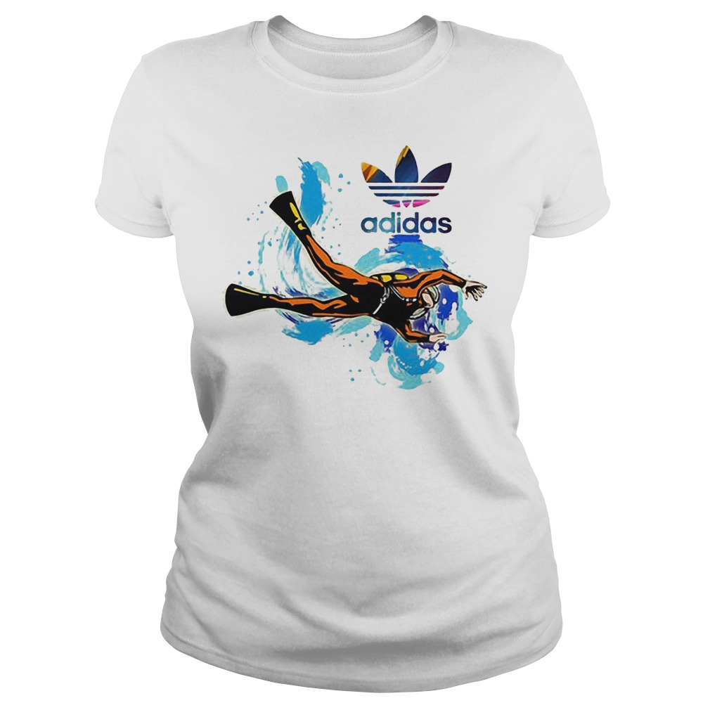Logo Adidas Scuba Diving Ladies