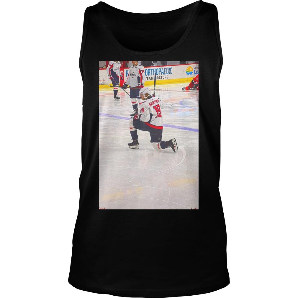 Stanley Cup 2018 Nicklas Backstrom Tanktop