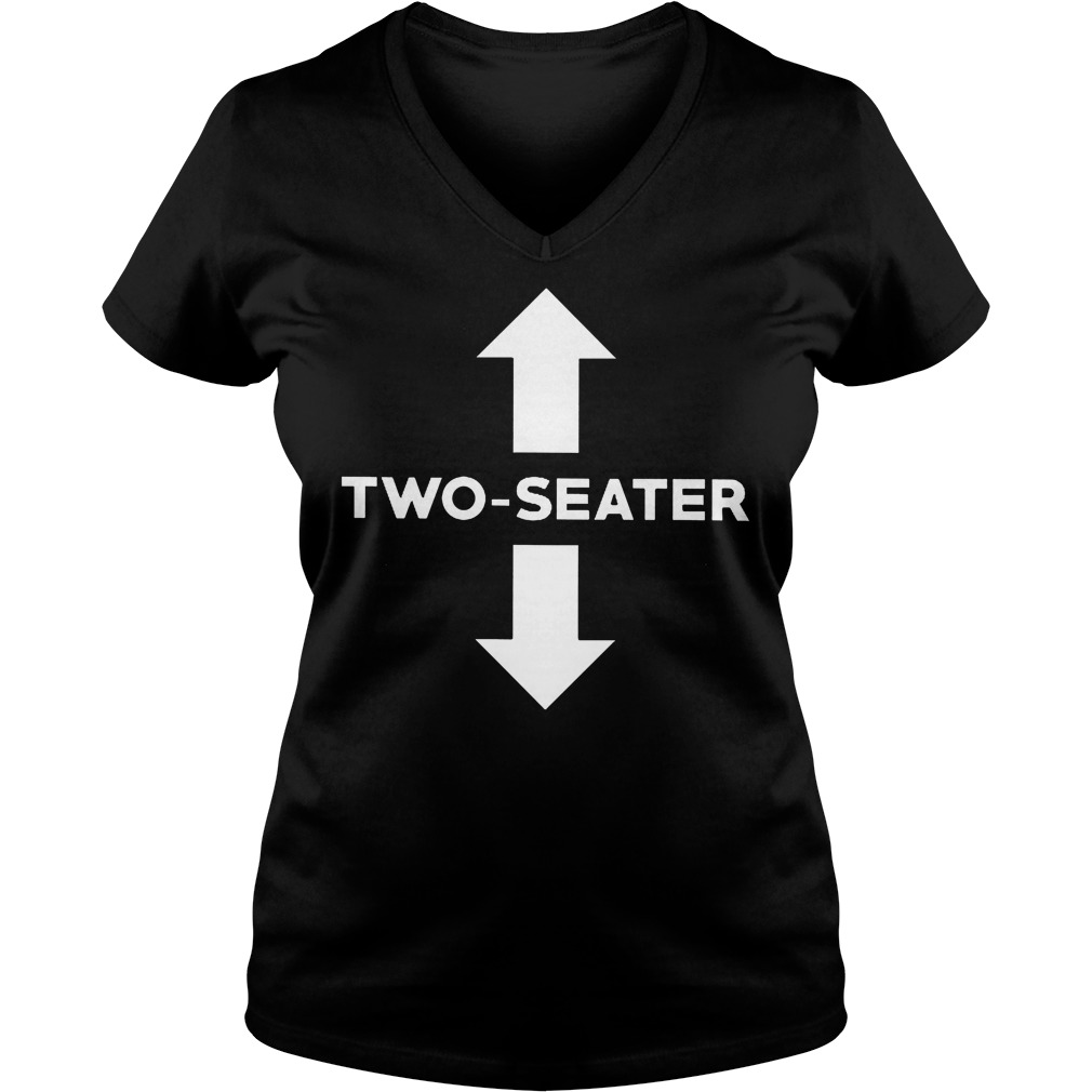 This Way Two Seater V Neck