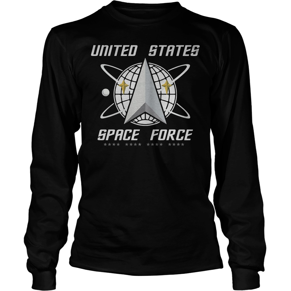 United States Space Force Longsleeve