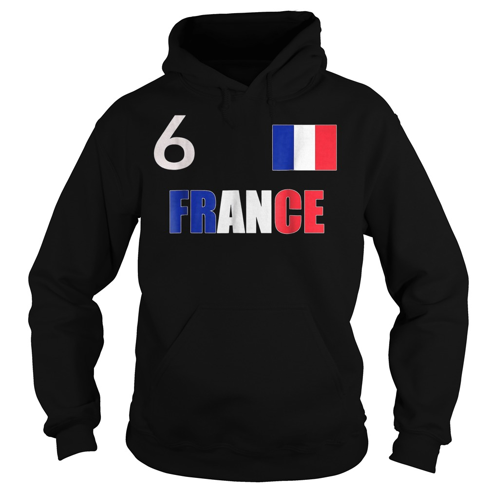France World Final Soccer World Cup 2018 T-Shirt Hoodie