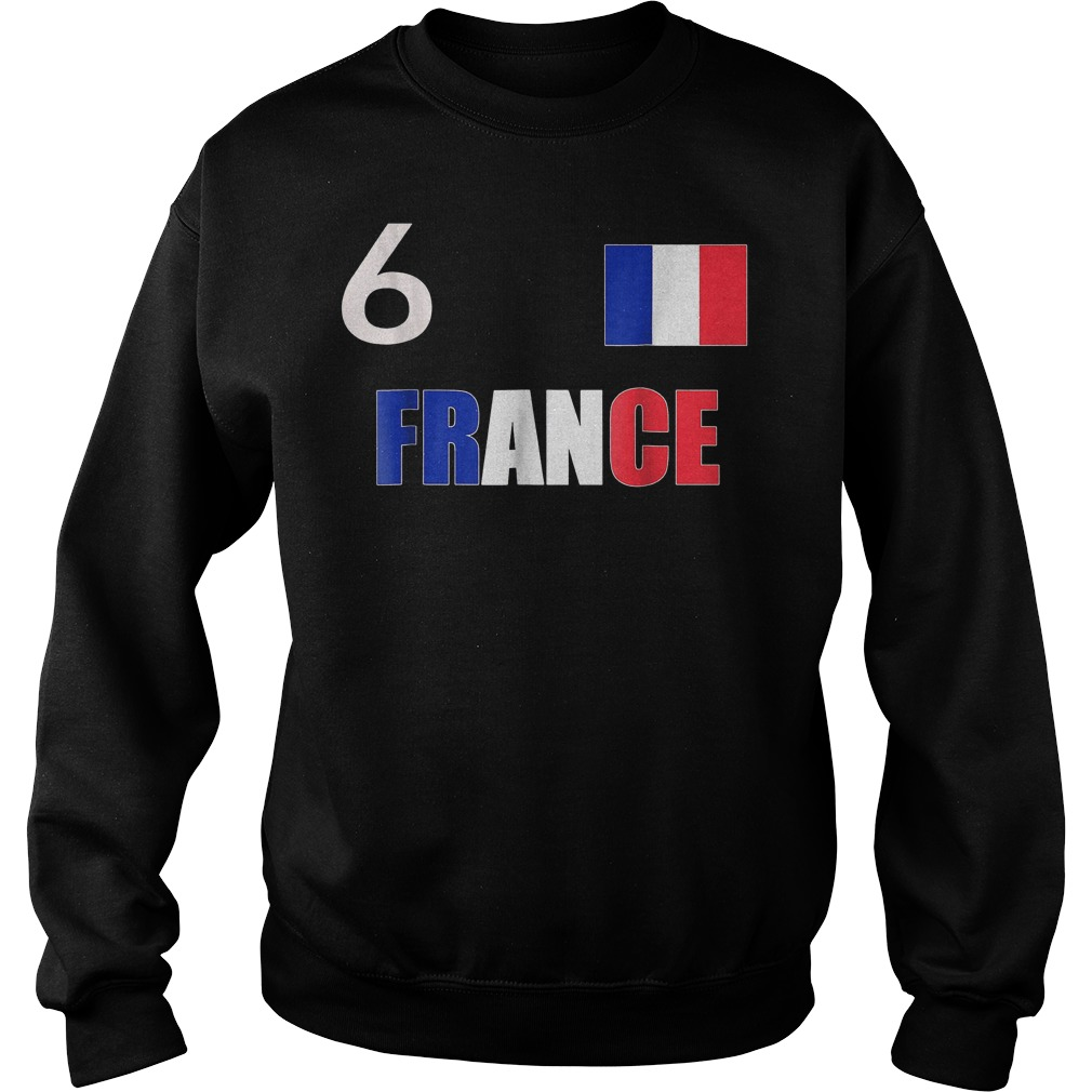 France World Final Soccer World Cup 2018 T-Shirt Sweatshirt Unisex