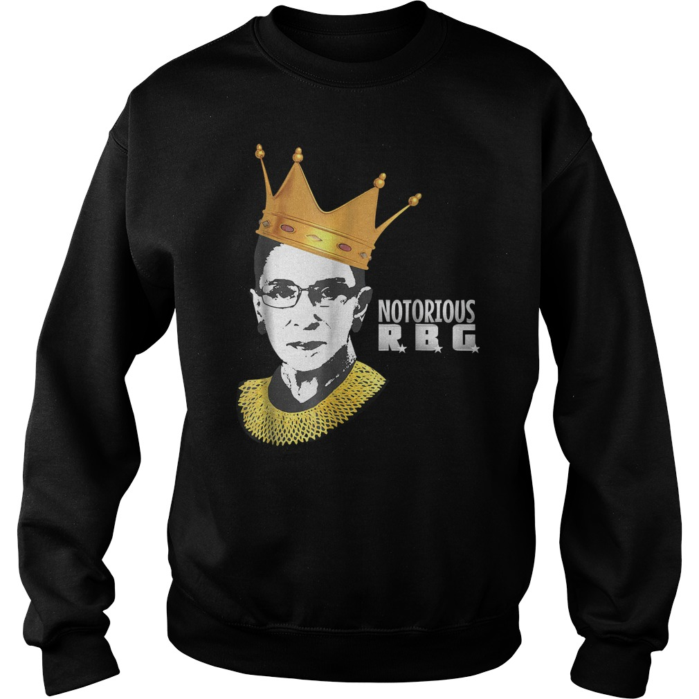 Official Notorious RBG Sweat Shirt