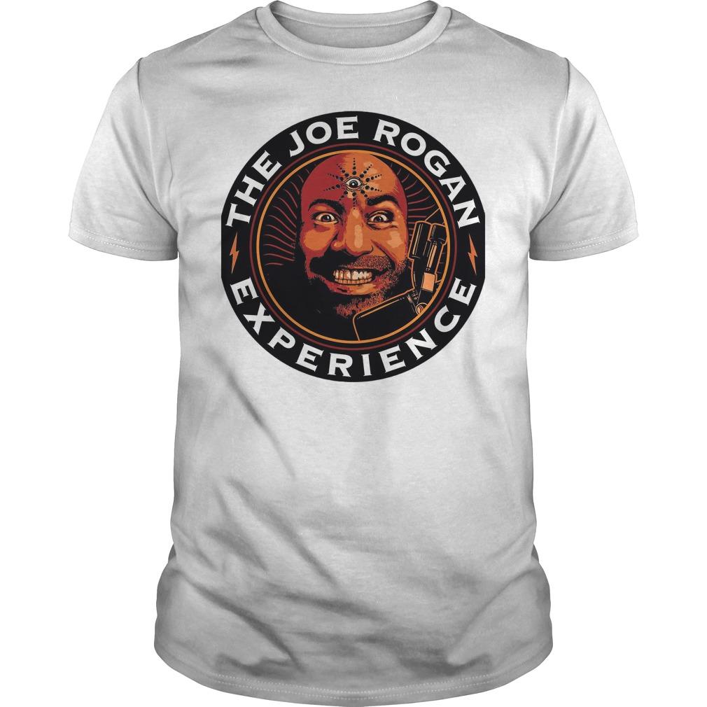 Official The Joe Rogan Experience T-Shirt Classic Guys / Unisex Tee