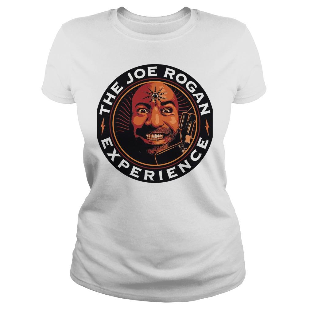 Official The Joe Rogan Experience T-Shirt Classic Ladies Tee