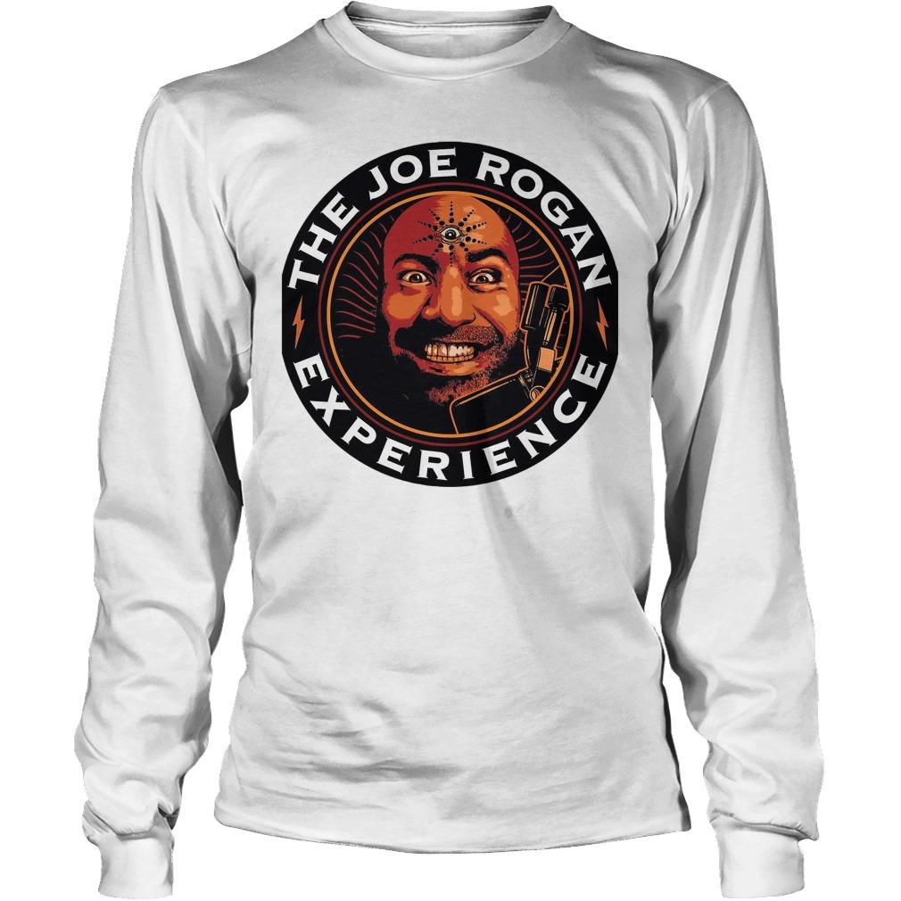 Official The Joe Rogan Experience T-Shirt Longsleeve Tee Unisex