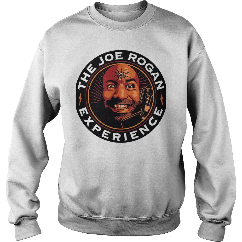 Official The Joe Rogan Experience T-Shirt Sweatshirt Unisex