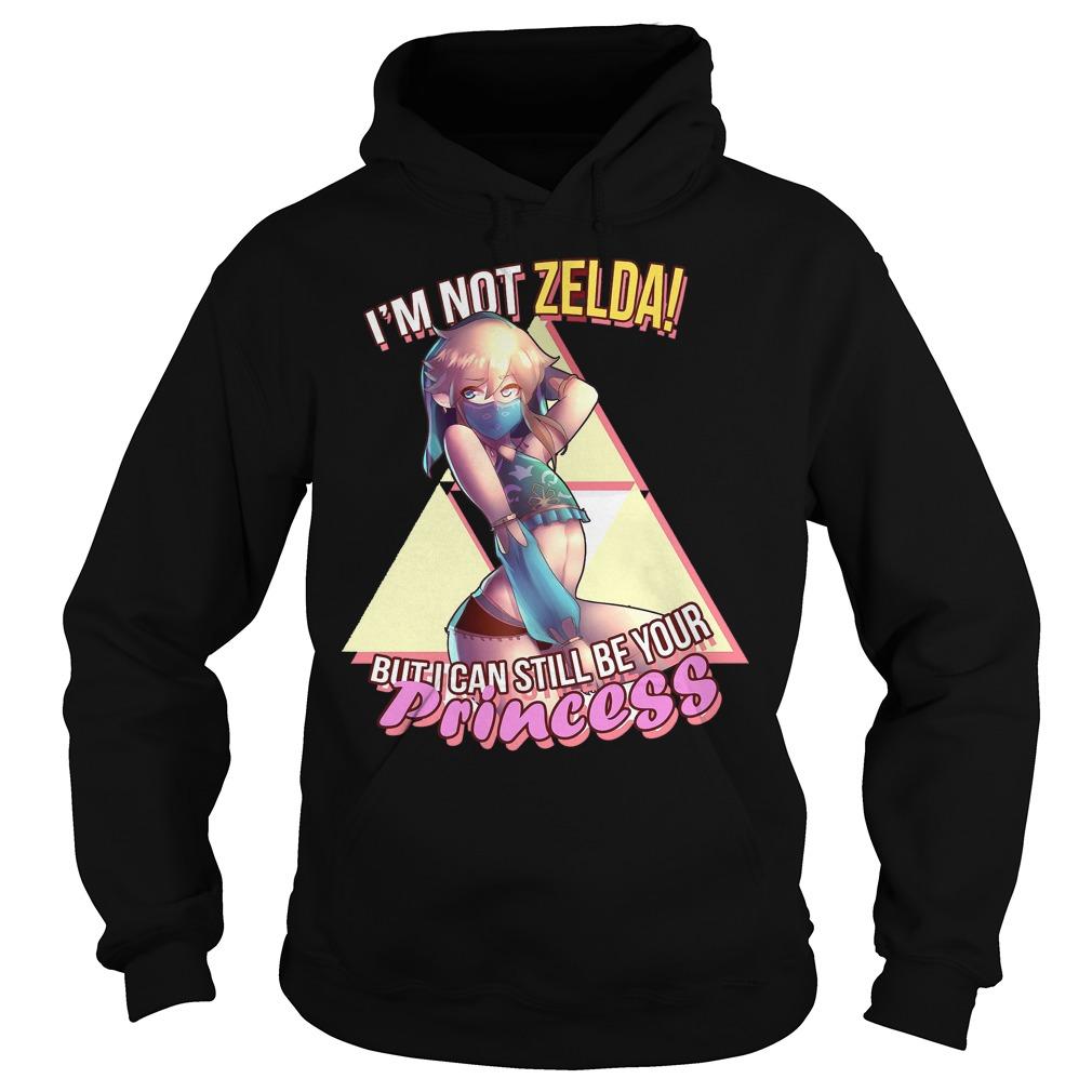 Princess Not Zelda T-Shirt Hoodie