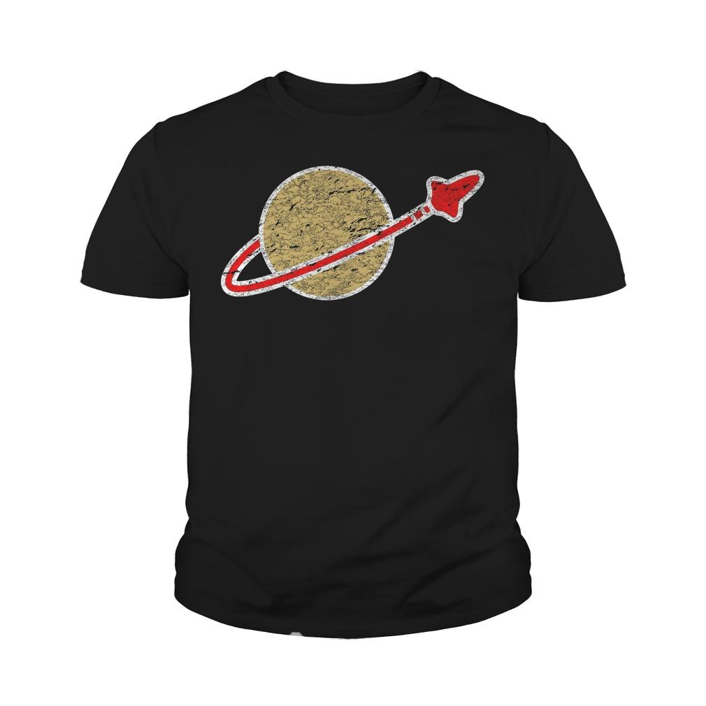 Retro Lego Space Logo T-Shirt Youth Tee