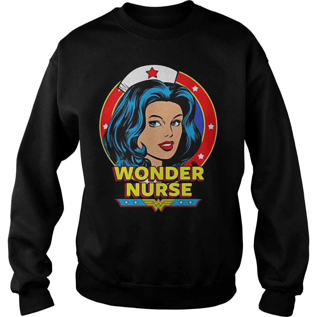 Wonder Nurse T-Shirt Sweatshirt Unisex