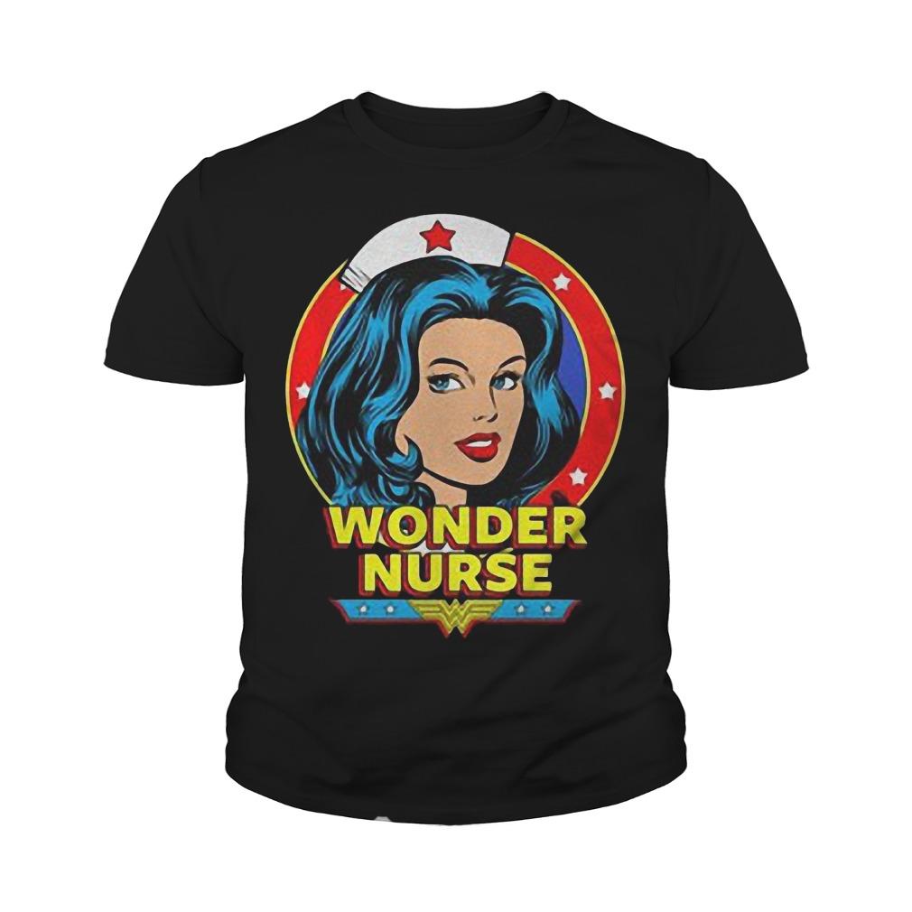 Wonder Nurse T-Shirt Youth Tee