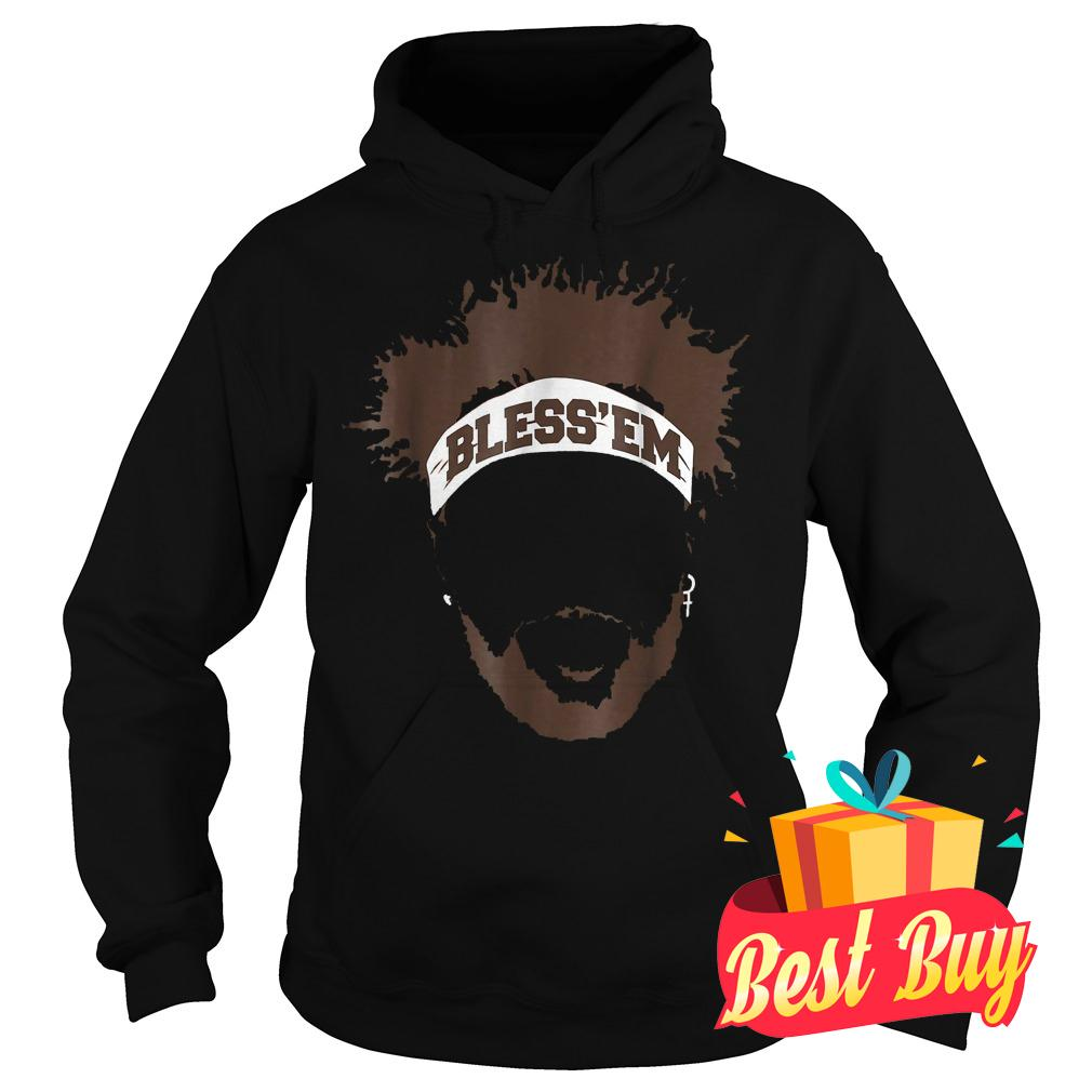Best Price Bless Em Browns Football shirt Hoodie